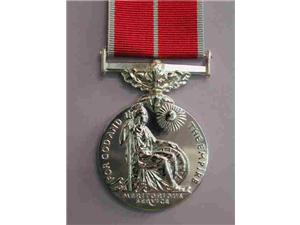 BRITISH EMPIRE MEDAL GVI B.E.M MILITARY FULL SIZE REPLACEMENT COPY