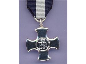 MINIATURE DISTINGUISHED SERVICE CROSS EIIR