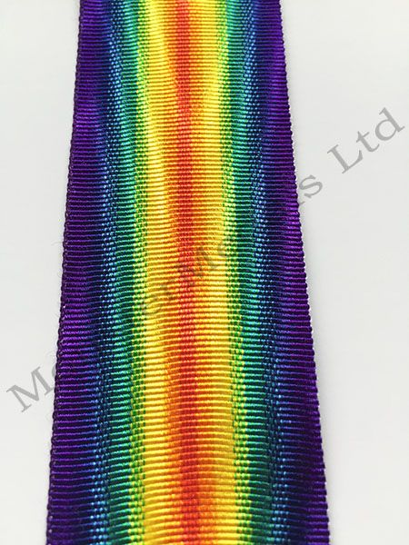 WW1 VICTORY MEDAL RIBBON 1 METER FULL SIZE BRAND NEW